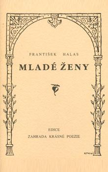 František Halas: Mladé ženy